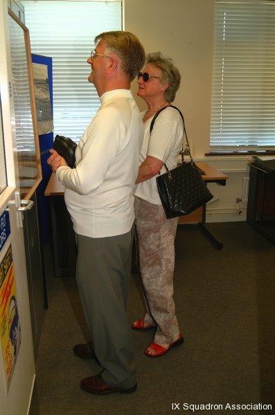 Terry Lintin & Margaret Caven