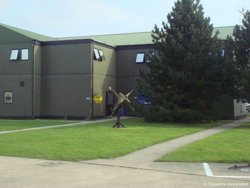 Squadron HQ